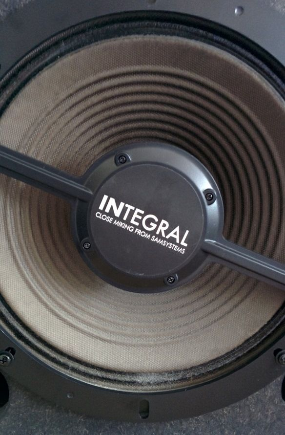 Integral Close Miking for 12