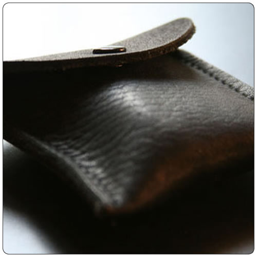 V-Pick Leather Pick Pouch