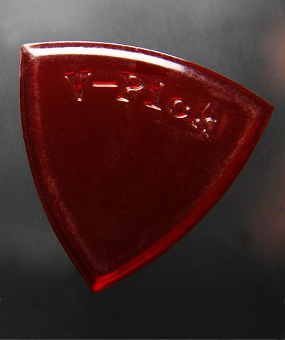 V-Pick Ruby Small Pointed