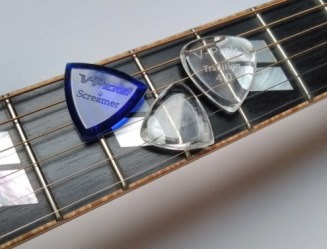 V-Pick Guitar Picks